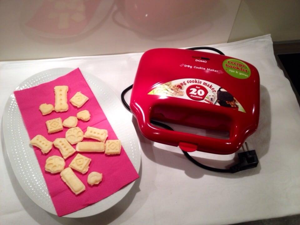 Kekse nach Basisrezept.