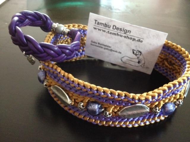 Das Halsband von Tabu - Design