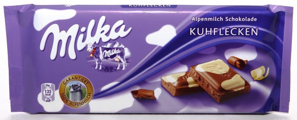 Tafel Milka - Schokolade