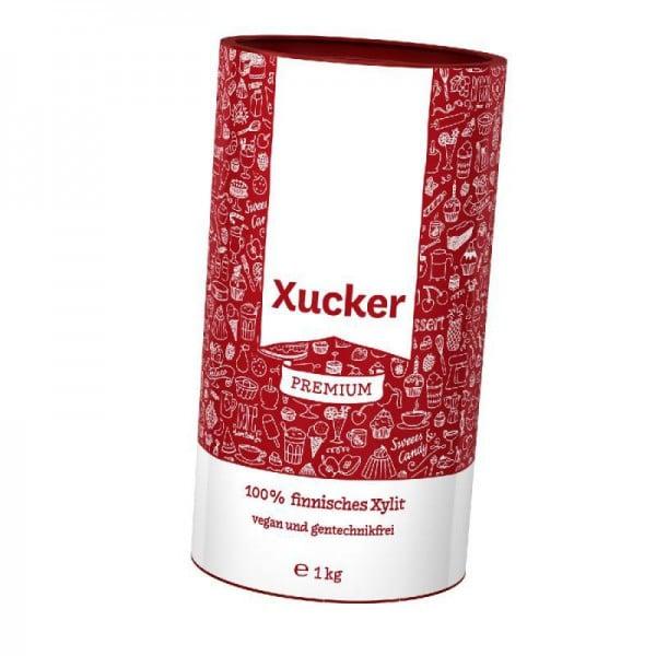 Xucker - der Zucker mit dem X-Faktor