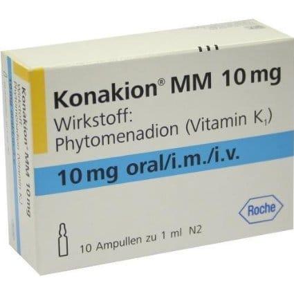 Vitamin K 1 Ampullen