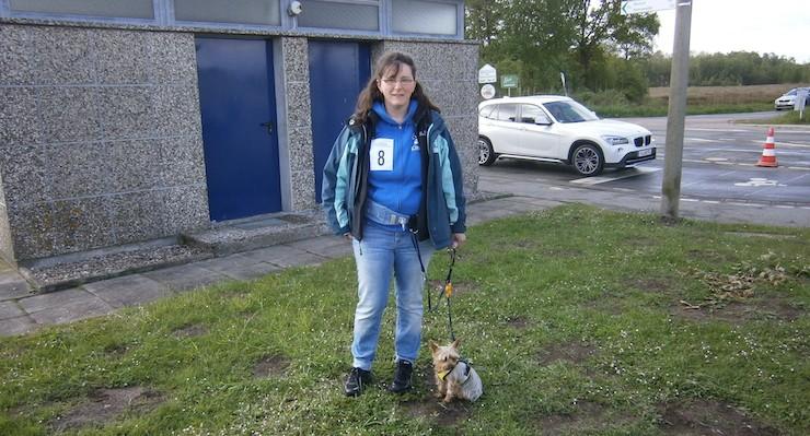 Die Gewinner 2015: Eva mit ihrer Kimi.