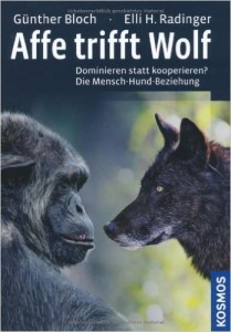 Affe trifft Wolf