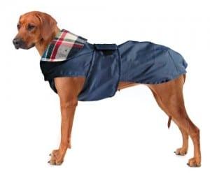 Fa. Dogs & Co Mit Innenfutter - sowohl Regen- als auch Winterjacke